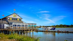 Harbour Air / Flying Beaver Bar and Grill (EXPLORED - THANK-YOU FLICKR)  (由  Christie : Colour & Lig