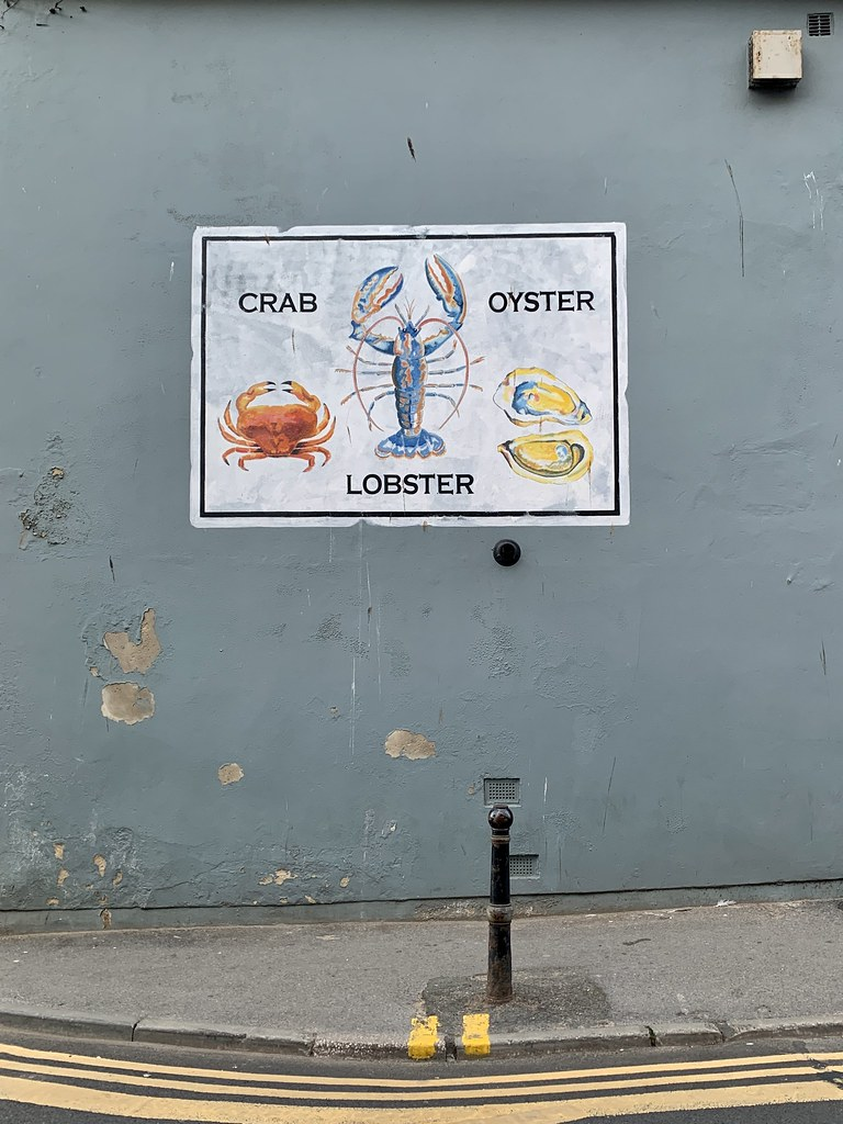 Crab Lobster Oyster