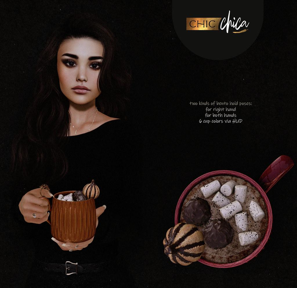 Fall cocoa by ChicChica @ Cosmopolitan