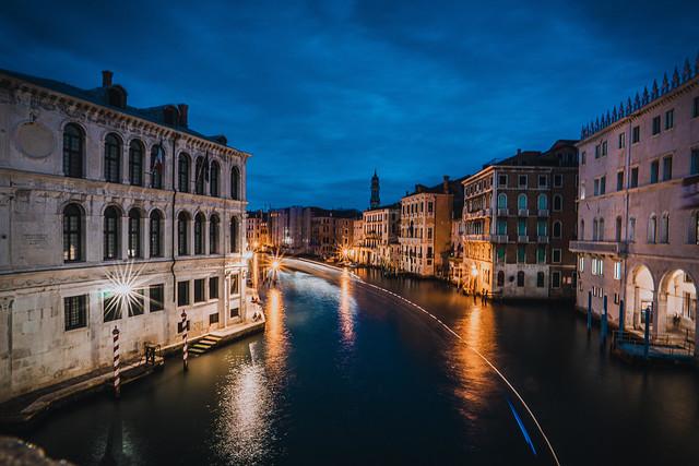 Venedig im Juli 2021