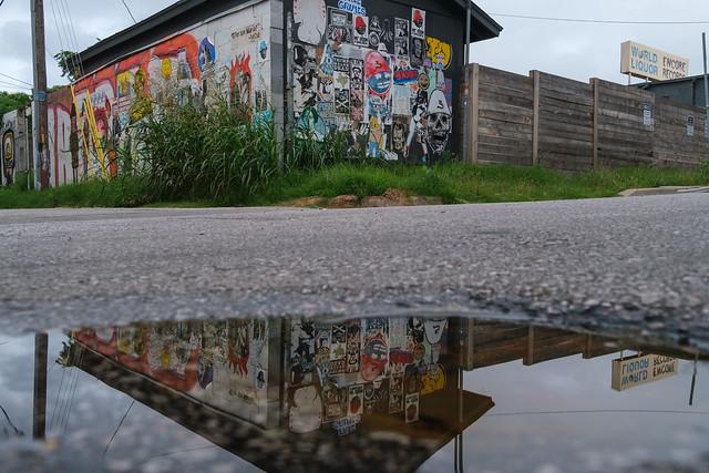 Multidimensional Street Art