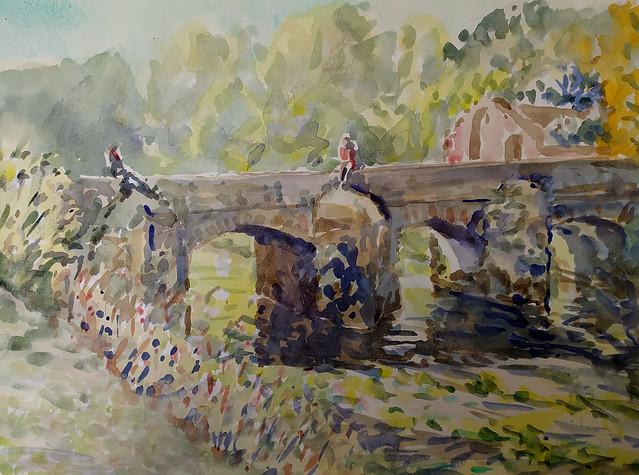 Le bas Pont-Scorff