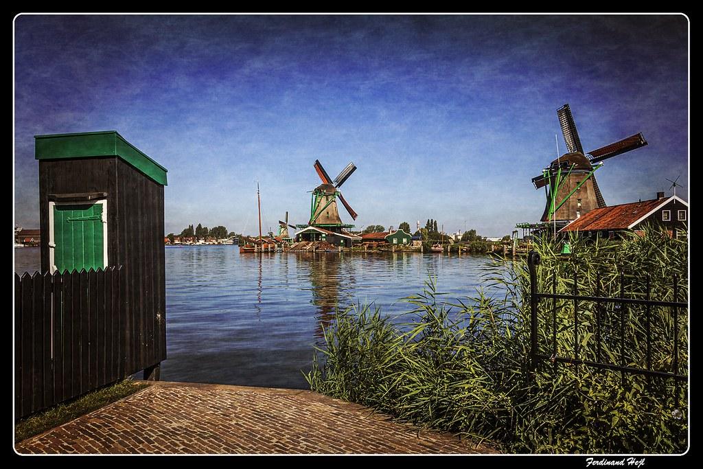Zansee Schans_Netherlands