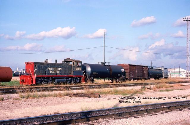 SP 2696, Houston, TX. 9-13-1982