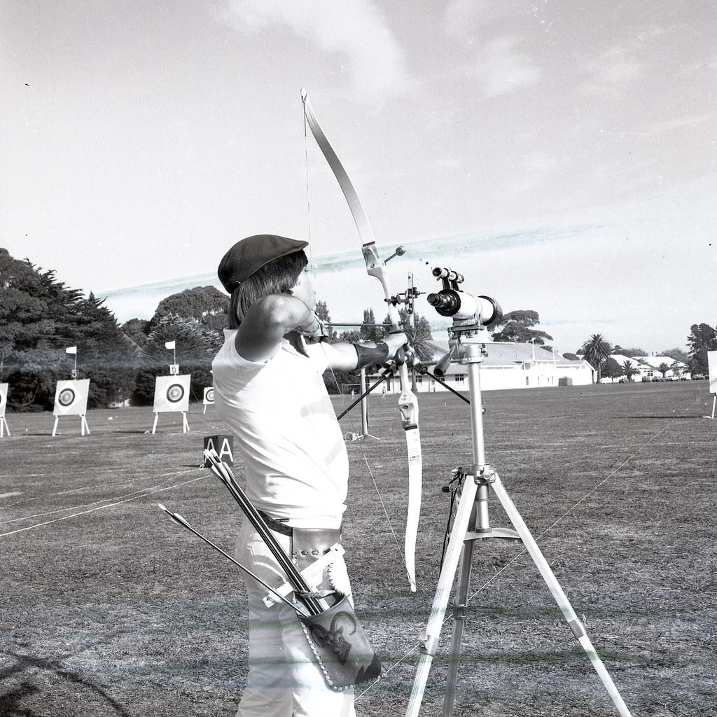 Moorabbin Archery Club 1980 Victorian Archers 782
