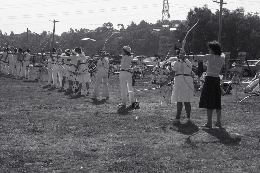 Moorabbin Archery Club 1980 Victorian Archers 770