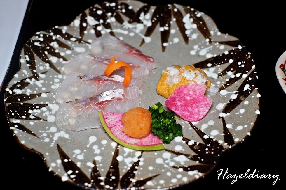 SAKEMARU Artisan Sake- Sashimi