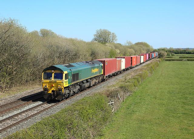 66505, Barrow on Trent, 19 April 2021