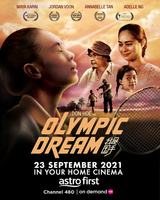 Filem Olympic Dream'