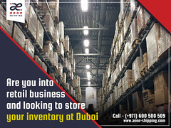 If your into retail business and looking to store your inventory at Dubai