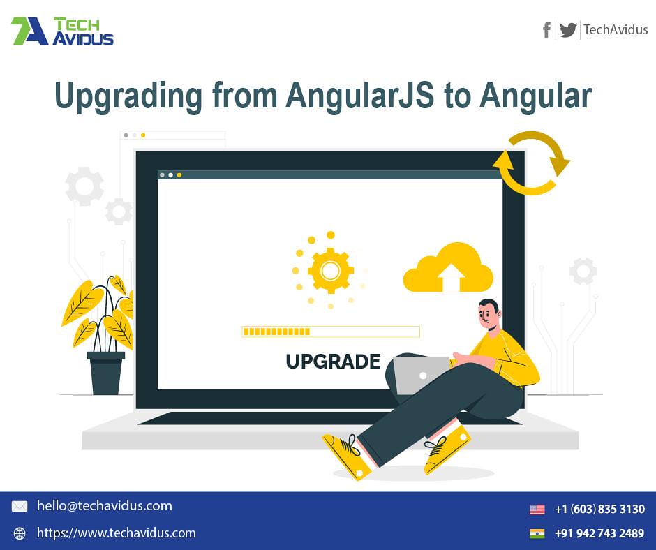 Upgrading From AngularJS to Angular