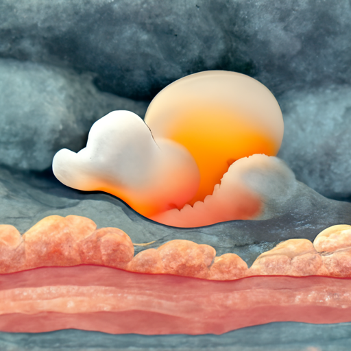 'a storybook illustration of a cloudy sunset' CLIP Guided Diffusion v6 Text-to-Image