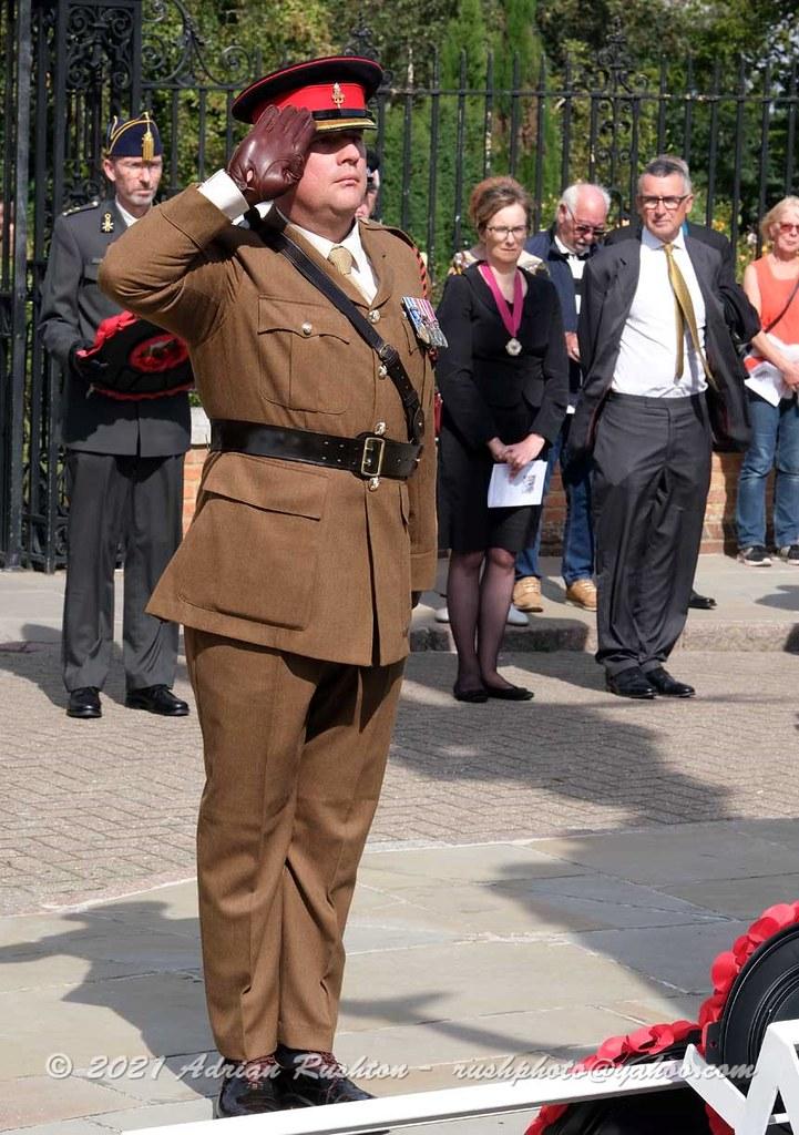 3828-57  Arnhem Commemoration 170921 Adrian Rushton