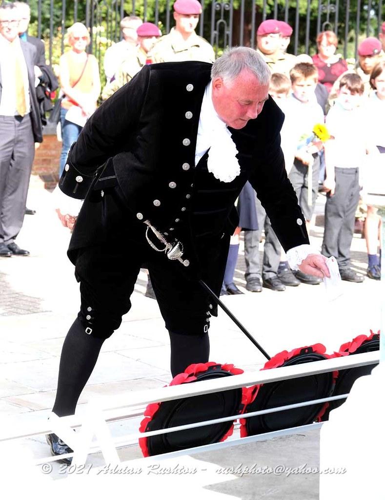 3828-53  Arnhem Commemoration 170921 Adrian Rushton