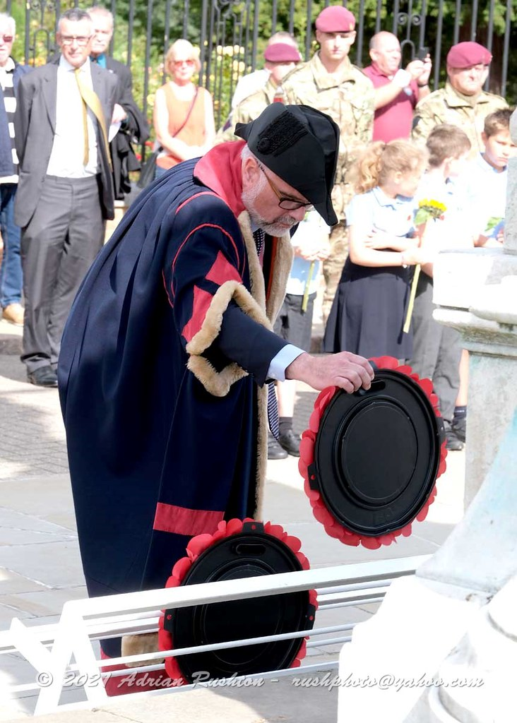 3828-51  Arnhem Commemoration 170921 Adrian Rushton
