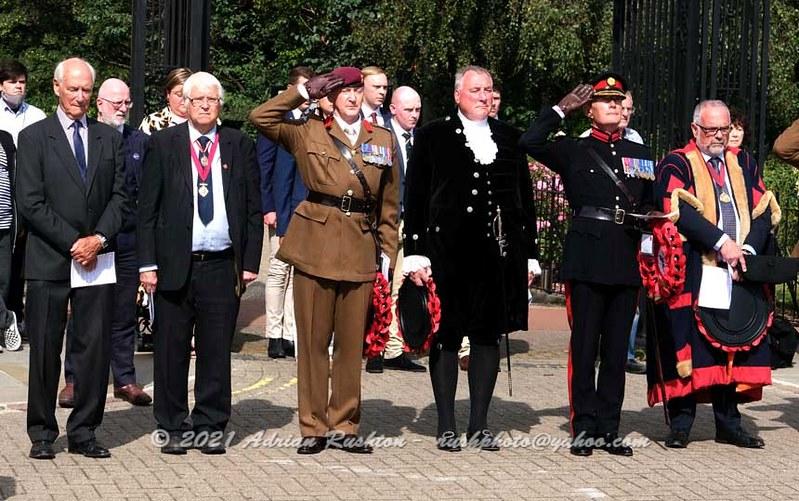 3828-43  Arnhem Commemoration 170921 Adrian Rushton