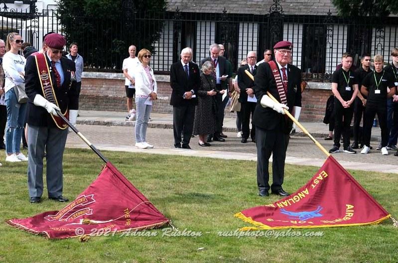 3828-39  Arnhem Commemoration 170921 Adrian Rushton