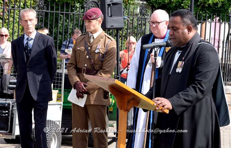 3828-24  Arnhem Commemoration 170921 Adrian Rushton