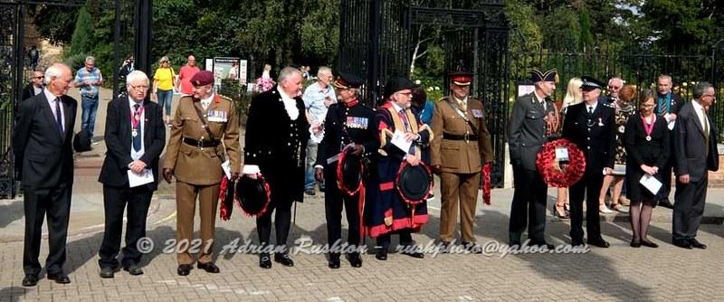 3828-23  Arnhem Commemoration 170921 Adrian Rushton