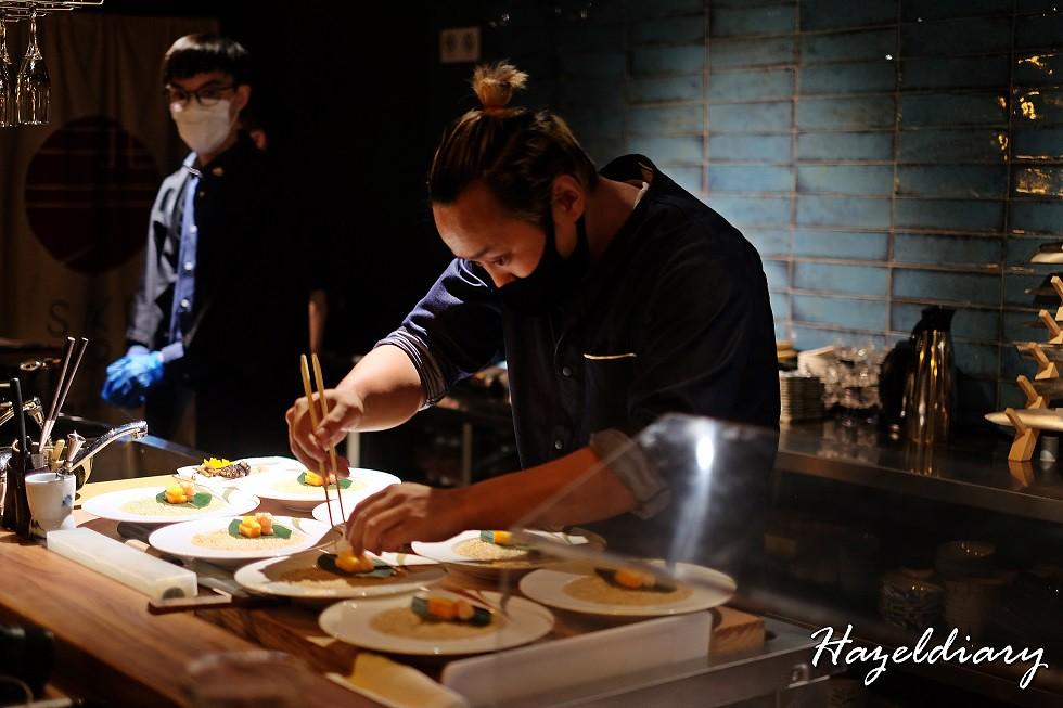 SAKEMARU Artisan Sake- Chef