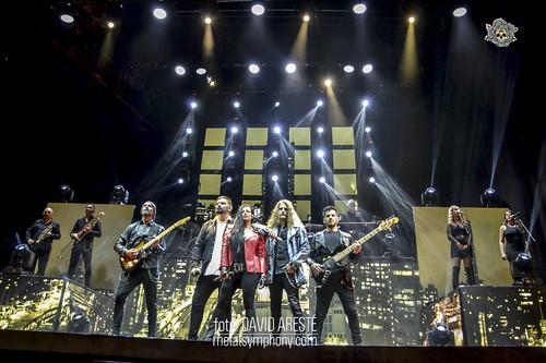 Symphonic Rhapsody of Queen recuerda de nuevo a Mercury y los suyos desde el Teatro Calderón de Madrid