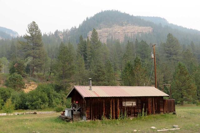 Campsite, Montana