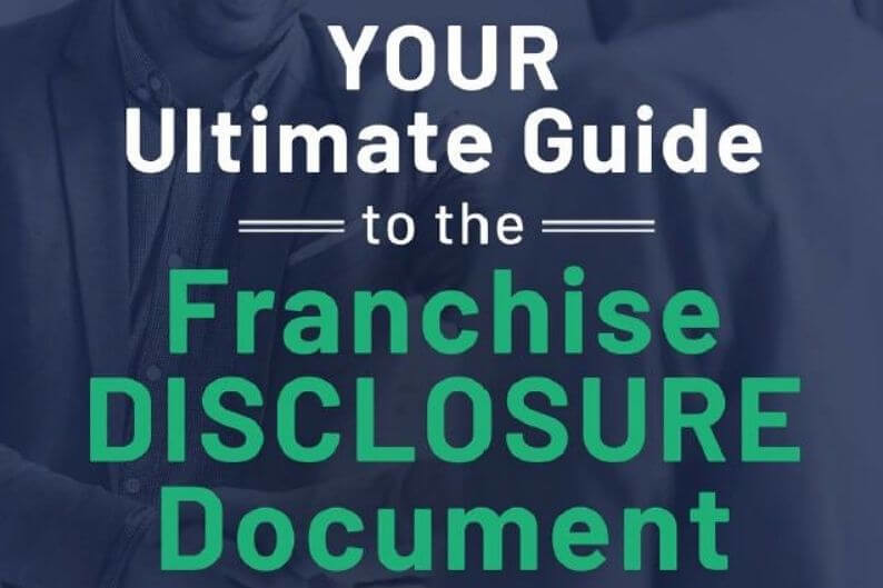 Your Ultimate Guide to the Franchise Disclosure Document