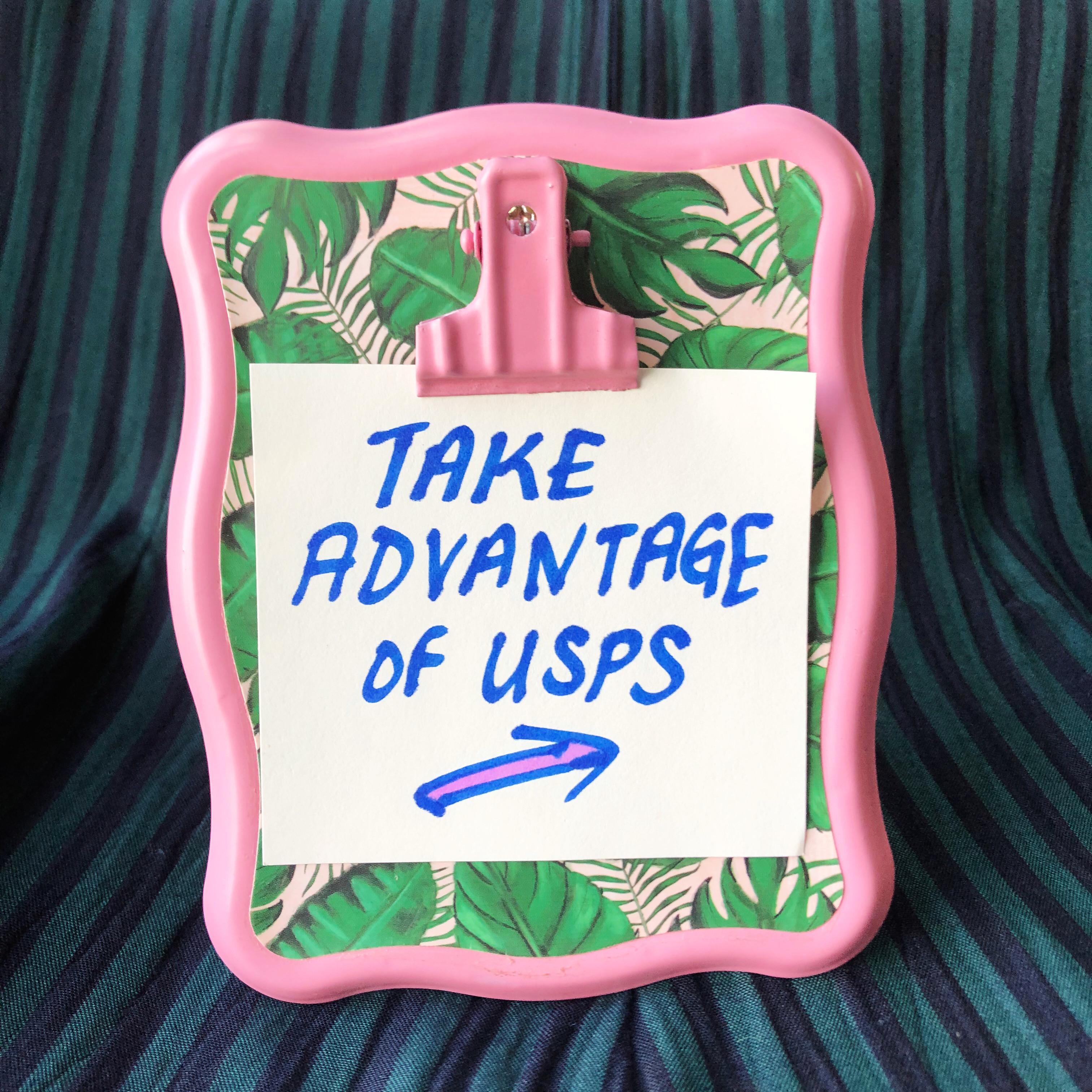 Reseller Tips 20 • Take Advantage of USPS