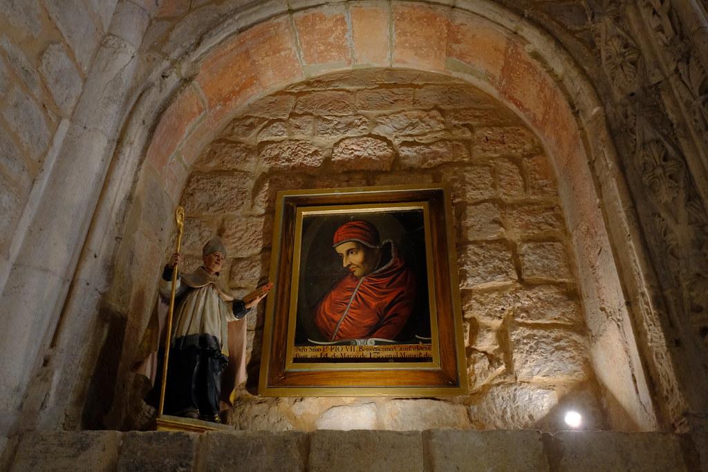 XE3F7540 - Monasterio de San Pedro de Cardeña - Monastery of San Pedro de Cardeña