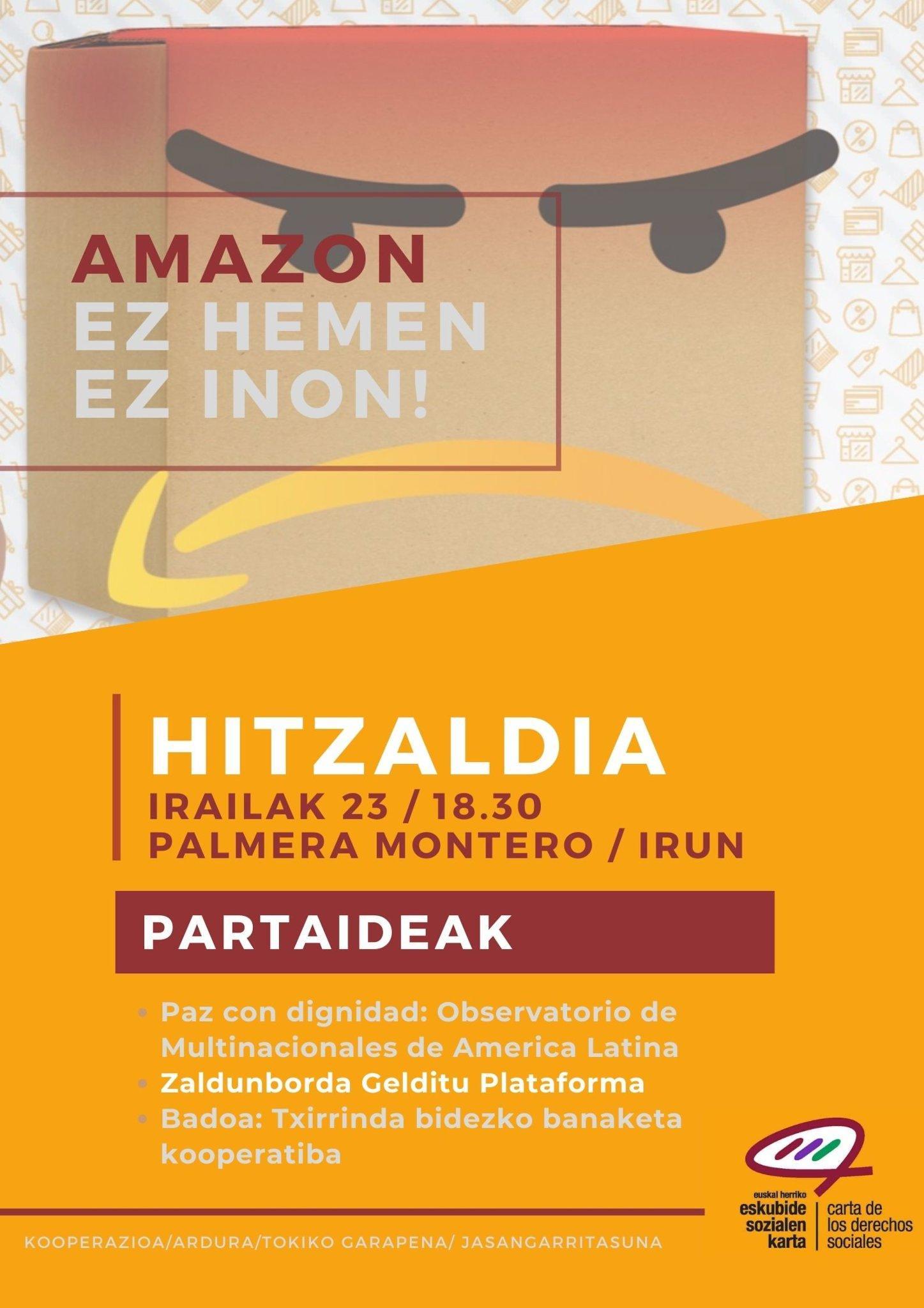 AMAZON KARTELA