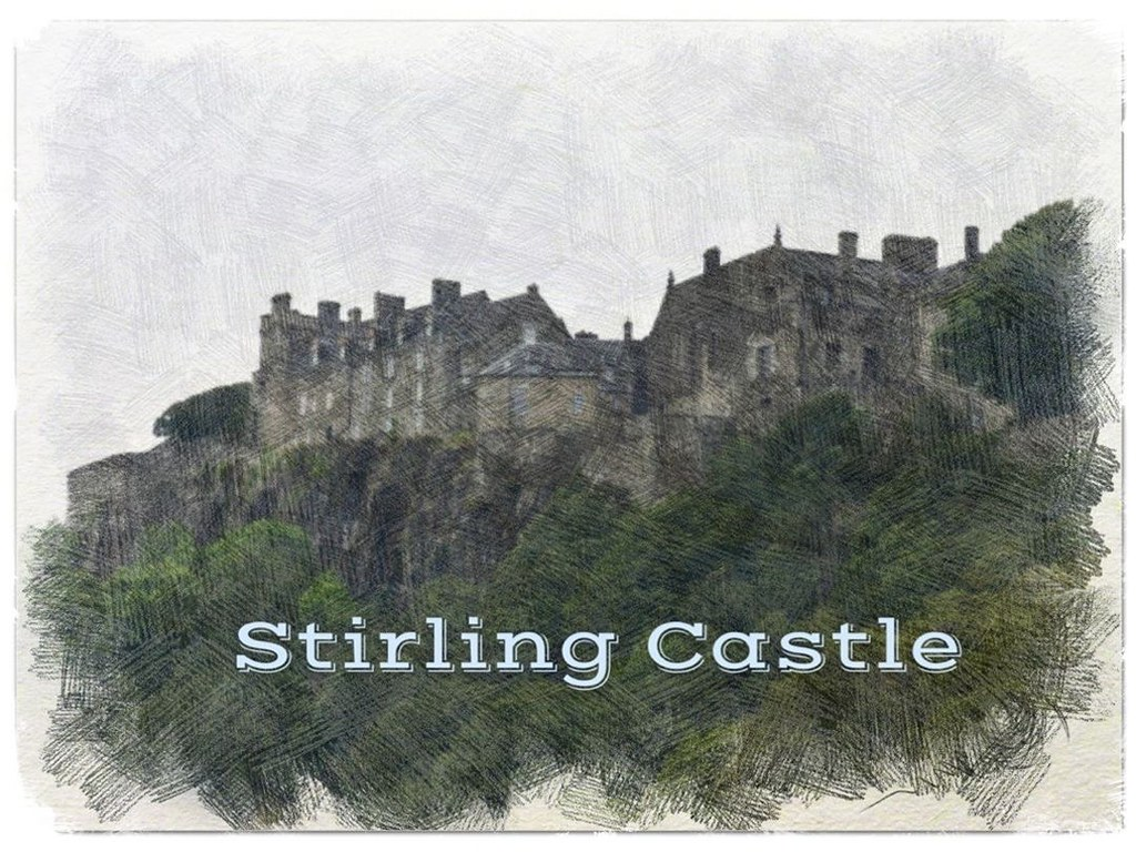 Trip to Stirling Castle