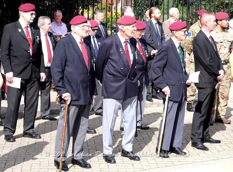 3828-31  Arnhem Commemoration 170921 Adrian Rushton