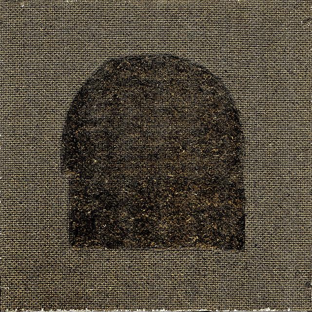 K.S., 2011, Objekt/Schatten