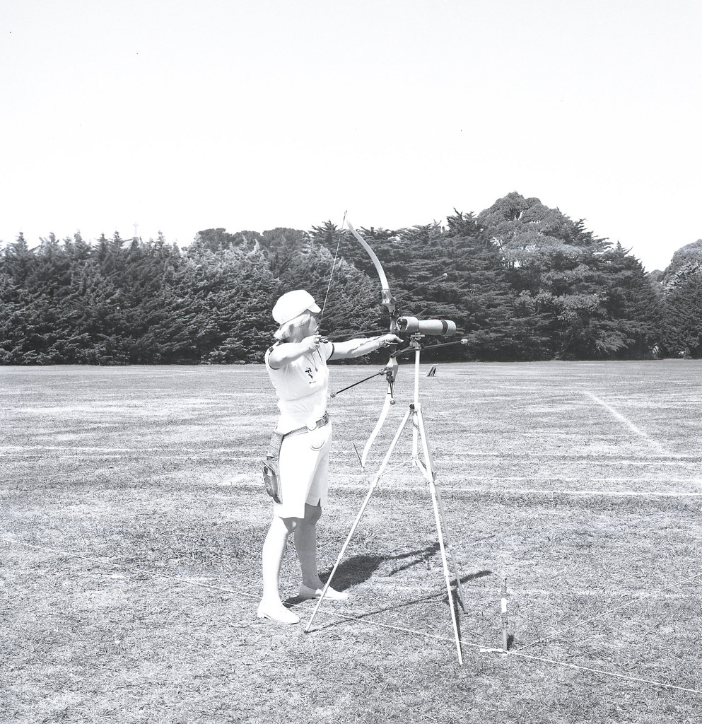 Moorabbin Archery Club 1980 Victorian Archers 780