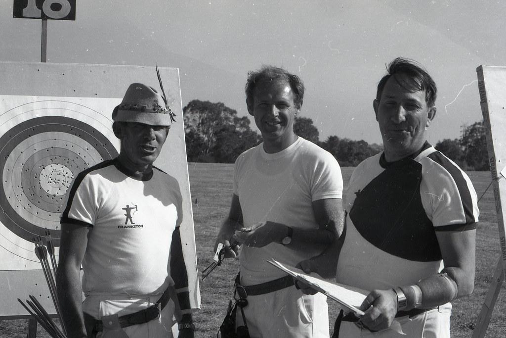 Moorabbin Archery Club 1980 Victorian Archers 765