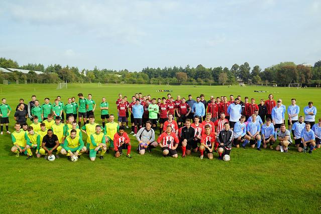 NCFL Pre-season Tournament Sept 21