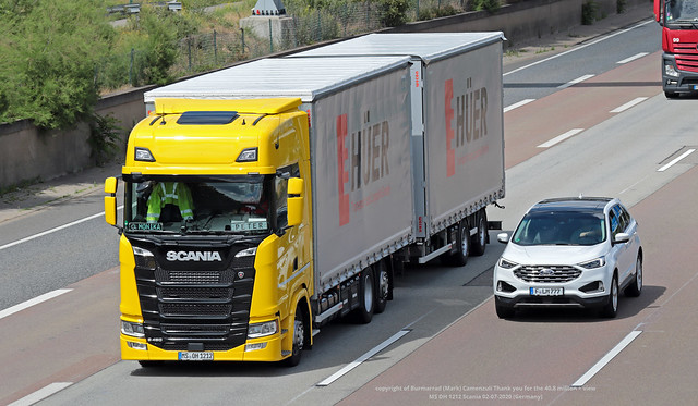 MS DH 1212 Scania 02-07-2020 (Germany)
