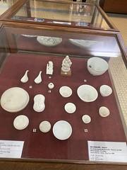 Asian ceramic works