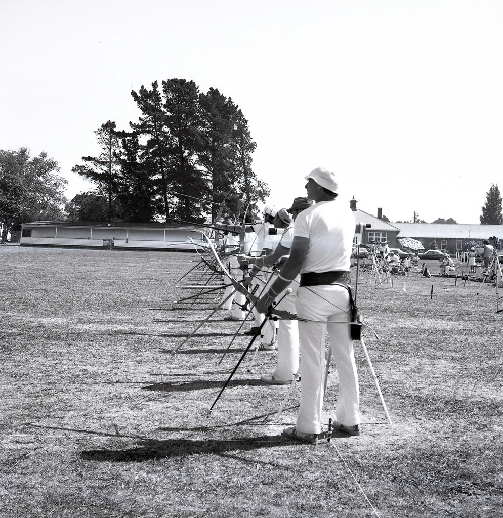 Moorabbin Archery Club 1980 Victorian Archers 787