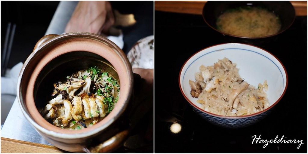 SAKEMARU Artisan Sake- Claypot Rice