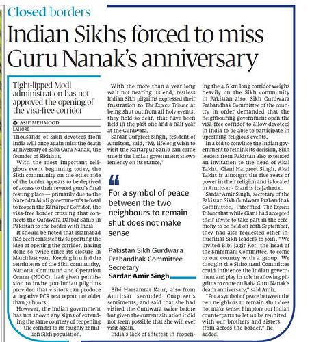 Express Tribune 20 Sep 1