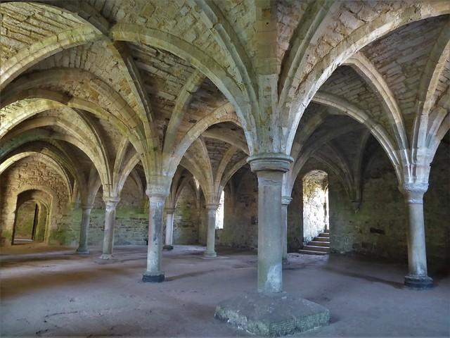 Monks' Common Room, Battle Abbey, East Sussex