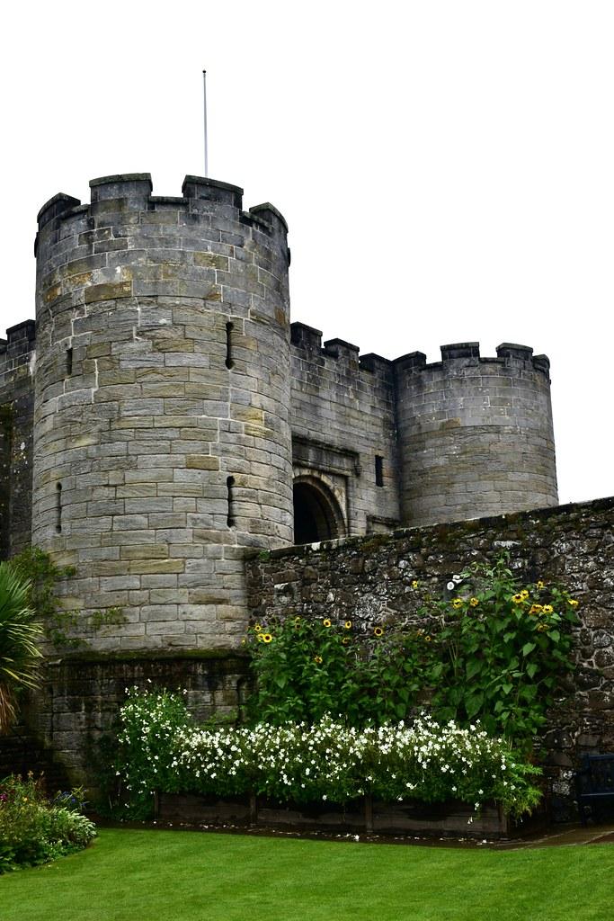 Stirling Castle Gatehouse