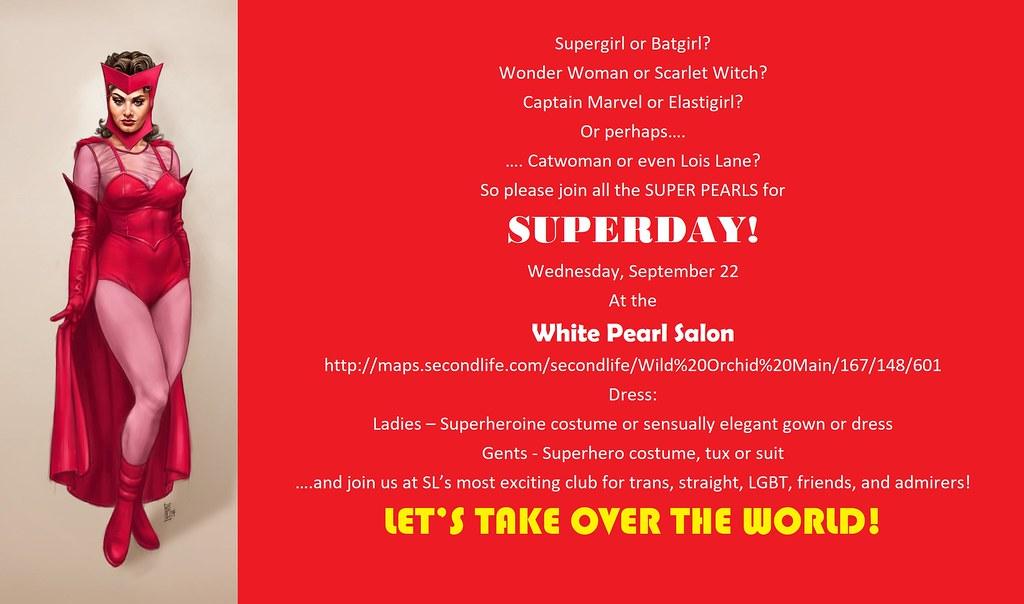 Super Day-Sept 22
