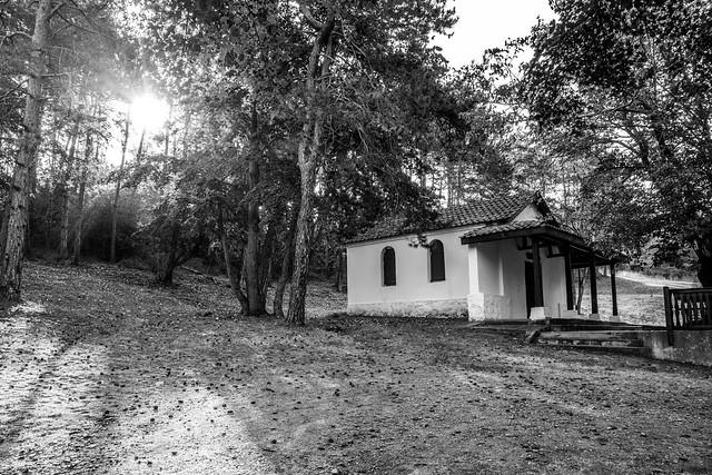 257/365 St. Marina Chapel