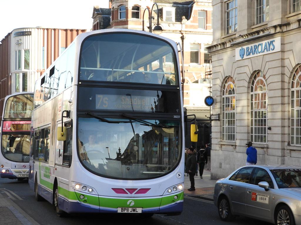 First Leeds 39227 - BP11 JWL