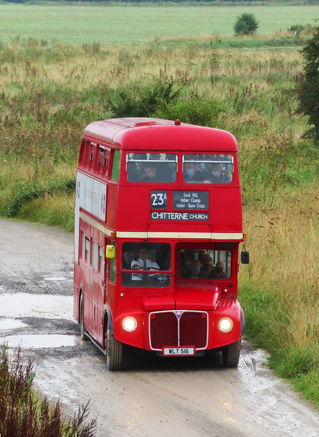 GAL DRM2516 - WLT516 - F - GORE CROSS BUS STATION - SAT 21ST AUG 2021