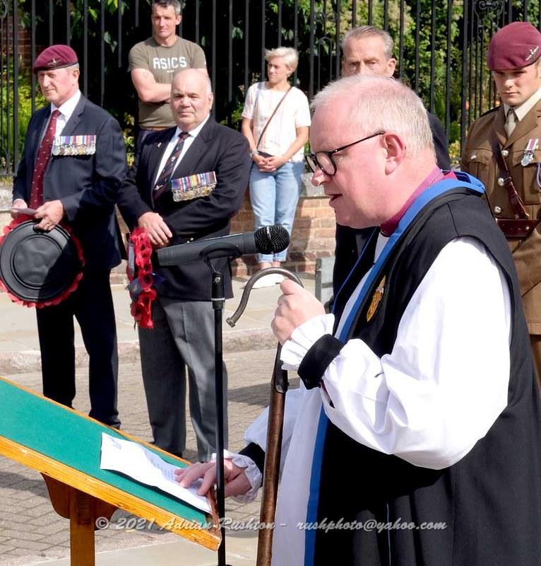 3828-26  Arnhem Commemoration 170921 Adrian Rushton