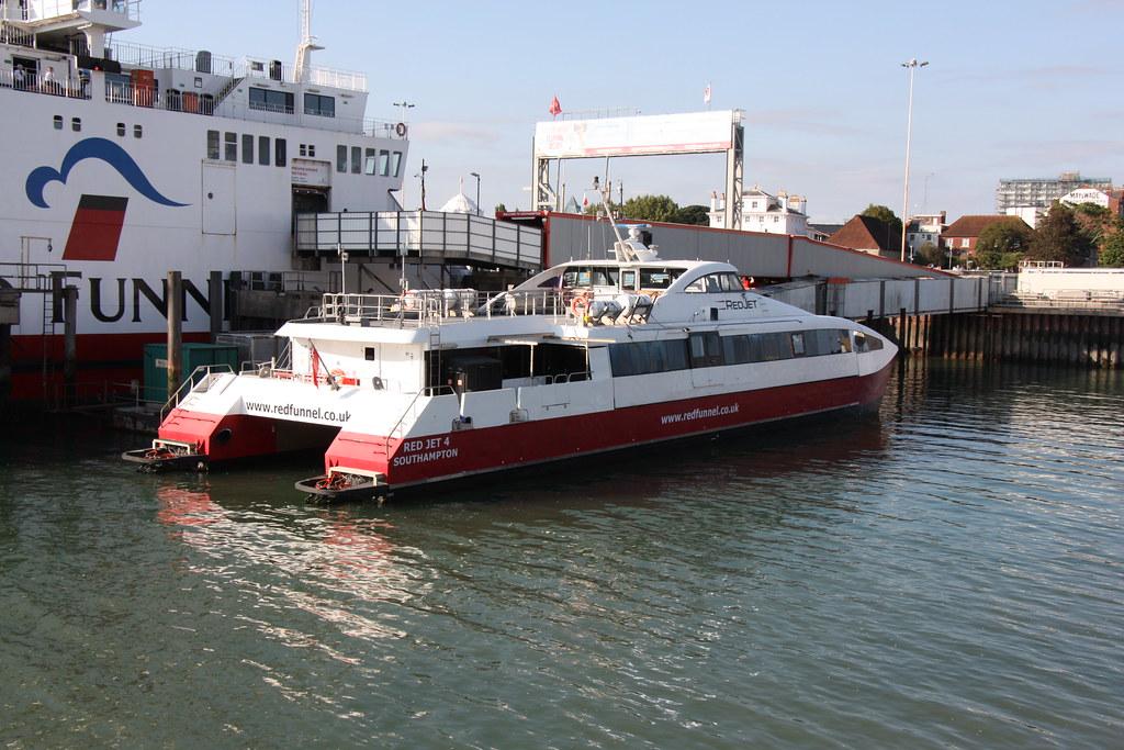 Red Jet 4  - Southampton