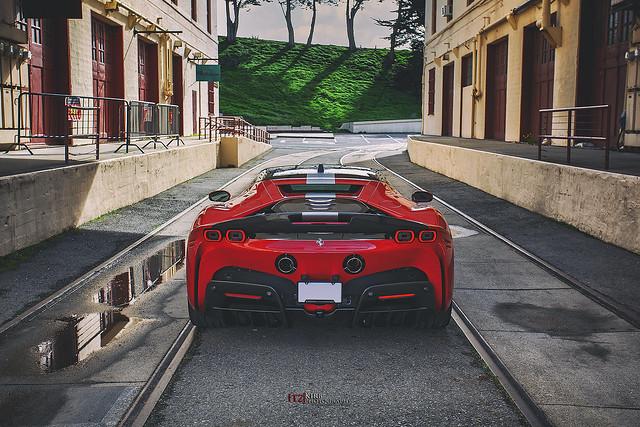 IMG_6801. Ferrari SF90 Stradale